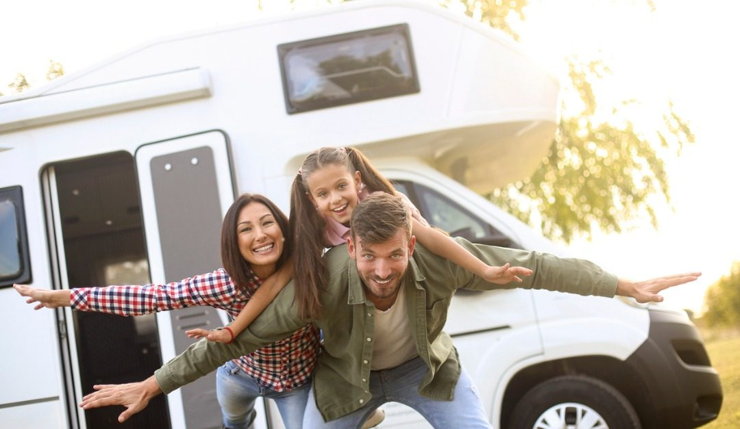 Road Trips, RV Camping Can be Vacation Savers
