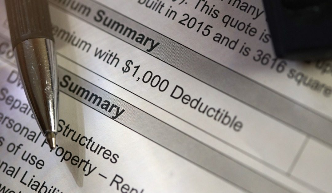 Should You Raise the Deductibles on Your Insurance Policies to Save Money?