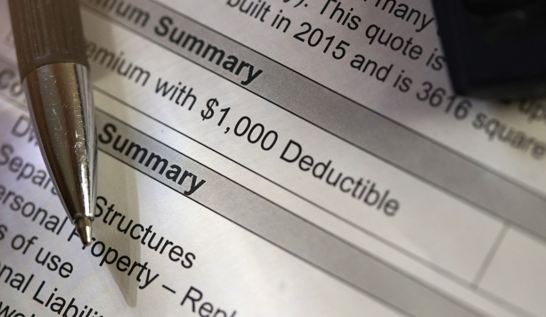 Should You Raise the Deductibles on Your Insurance ...