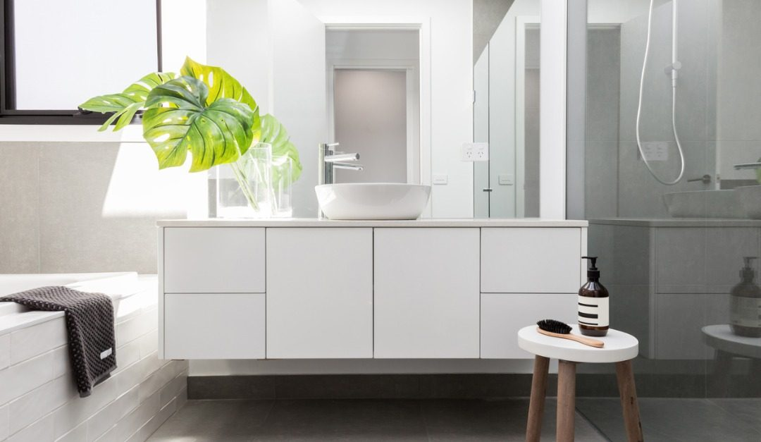Give Your Bathroom a Tropical Feel With These Plants
