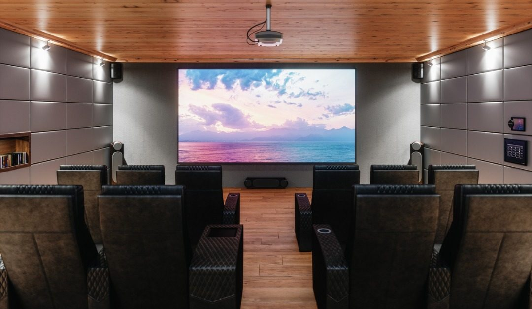 Would a Home Theater Help You Sell Your Home or Make It Harder?