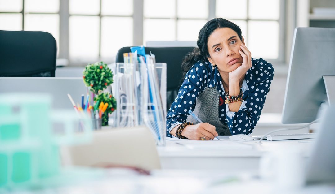 5 Tips to Help You Get Out of a Slump