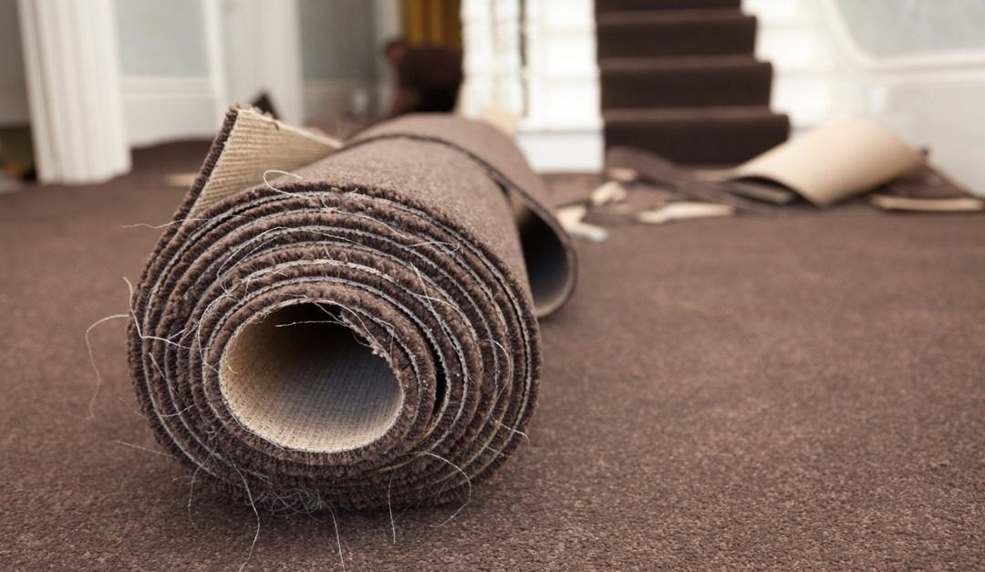 Should You Replace the Carpets Before Selling Your House?