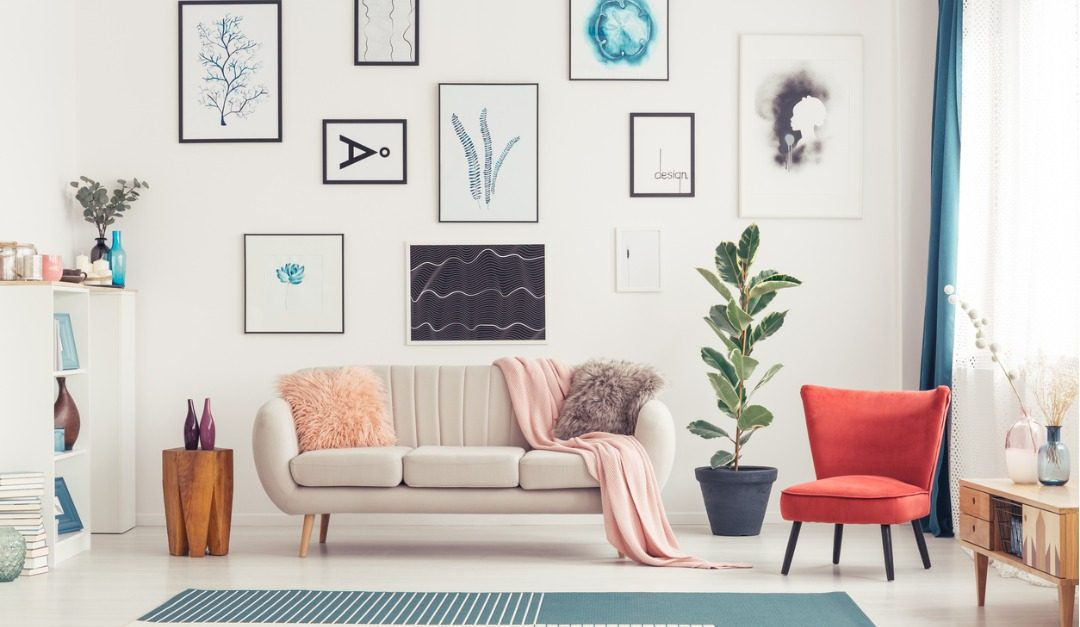 4 Ways to Make a Statement on an Empty Wall