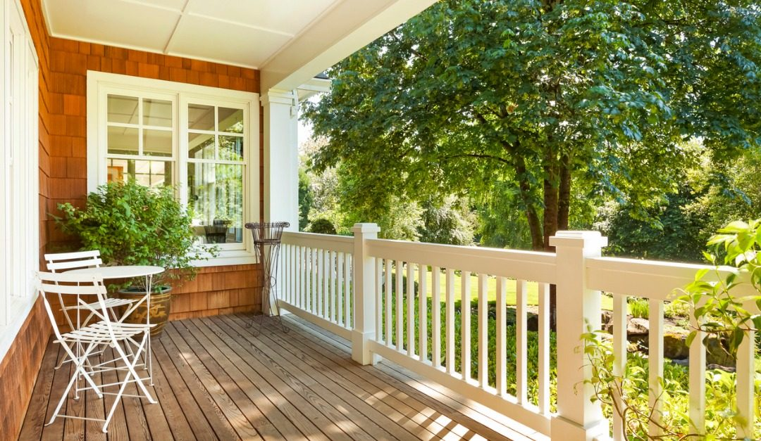 The Best Colors to Add New Life to Your Front Porch