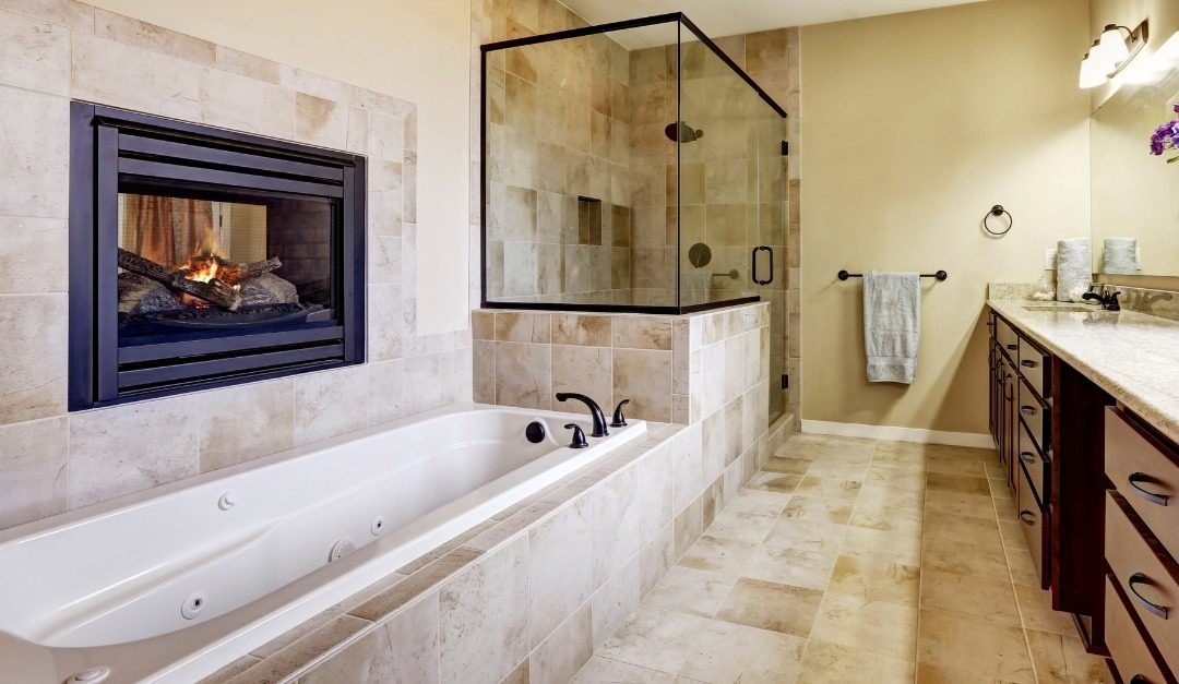 Take Your Master Bathroom to the Next Level With These 4 Features