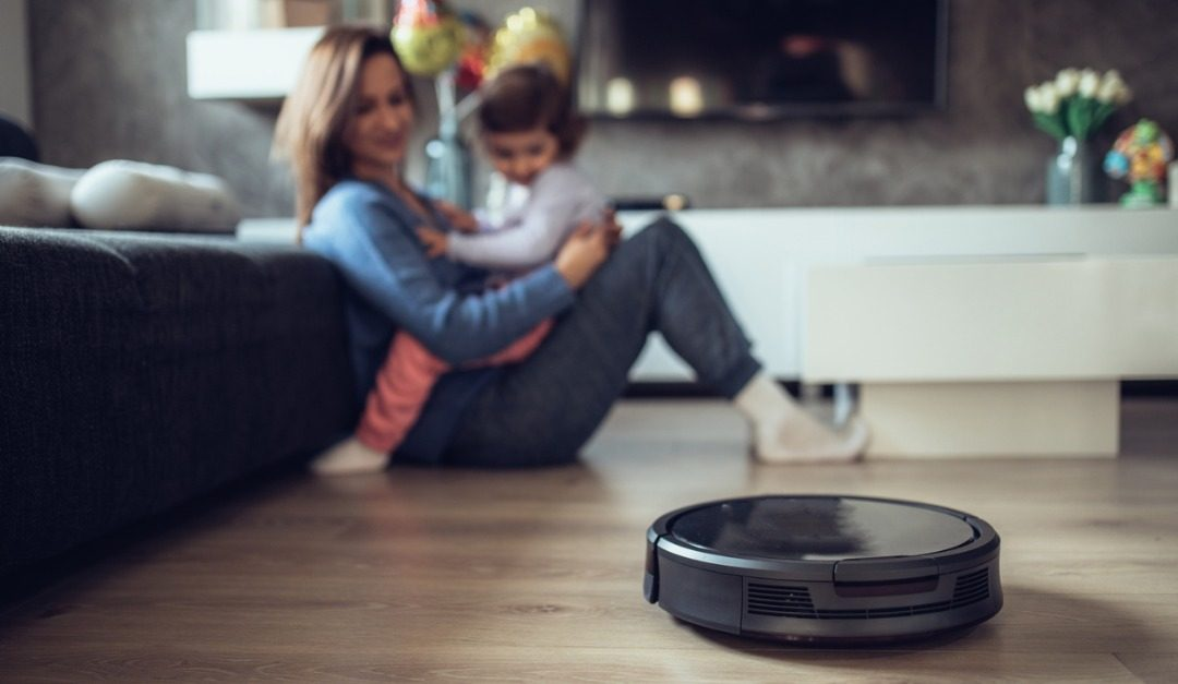 4 Robots That Can Simplify Your Life Around the House