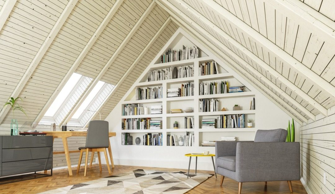 4 Ideas for Creating a Luxurious Attic
