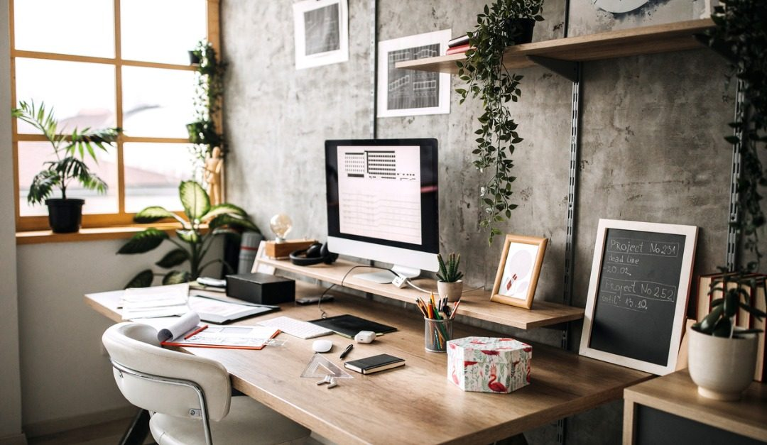 How to Design a Modern Home Office