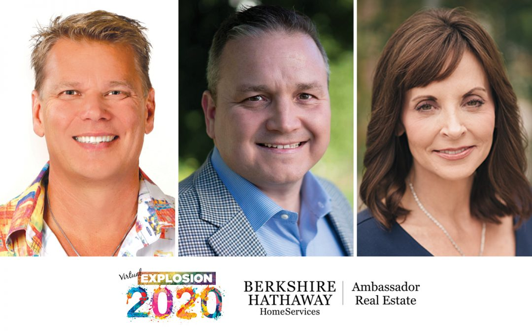 Berkshire Hathaway HomeServices Ambassador Real Estate to Host Free Virtual Event
