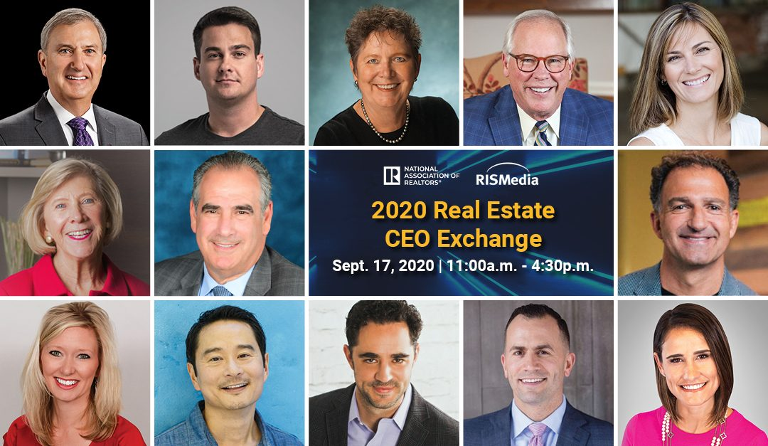 From Big Picture to Local Challenges, See Who's Speaking on These Information-Packed CEO Exchange Sessions