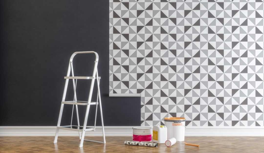 Wallpaper Makes a Comeback…Big Time!