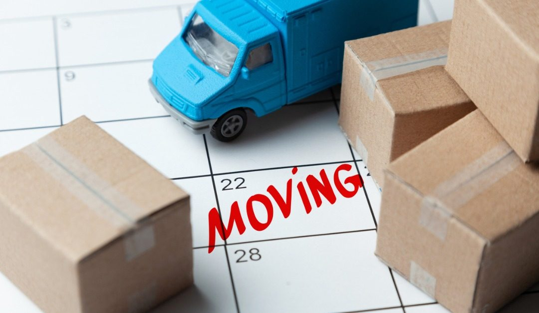 Moving? Plan Ahead to Make It Stress-Free
