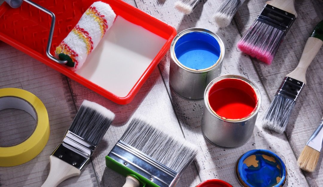 Picking Out the Right Brush for Your Next Paint Project