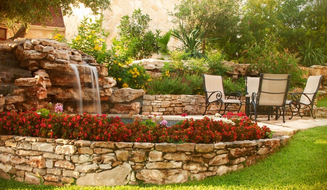 These 4 Water Features Can Give Your Backyard Extra Appeal