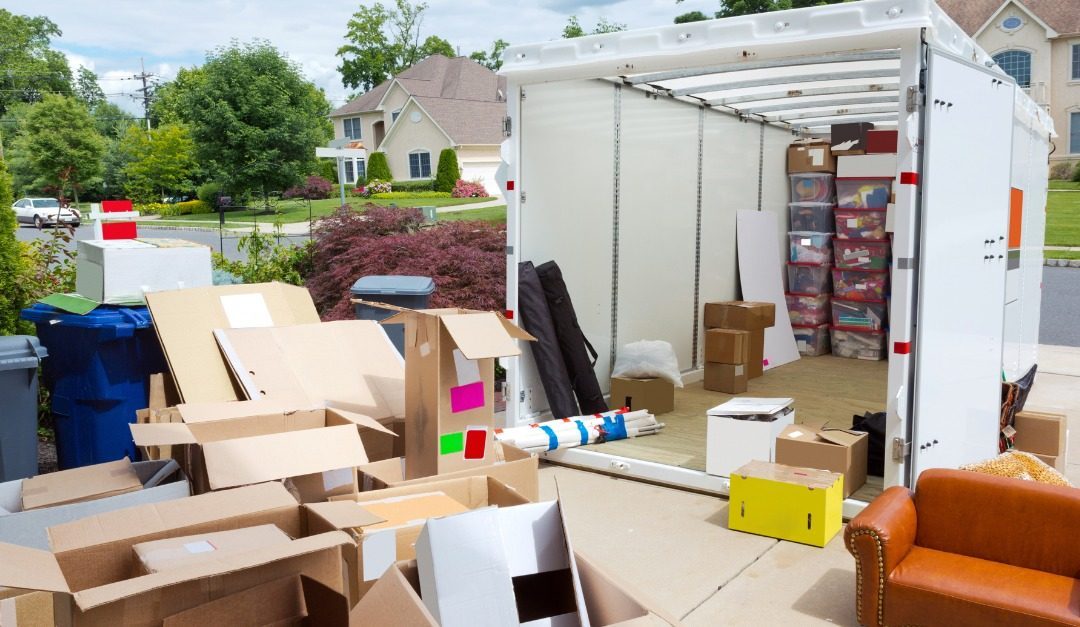 What You Need to Know About Moving With a Portable Container