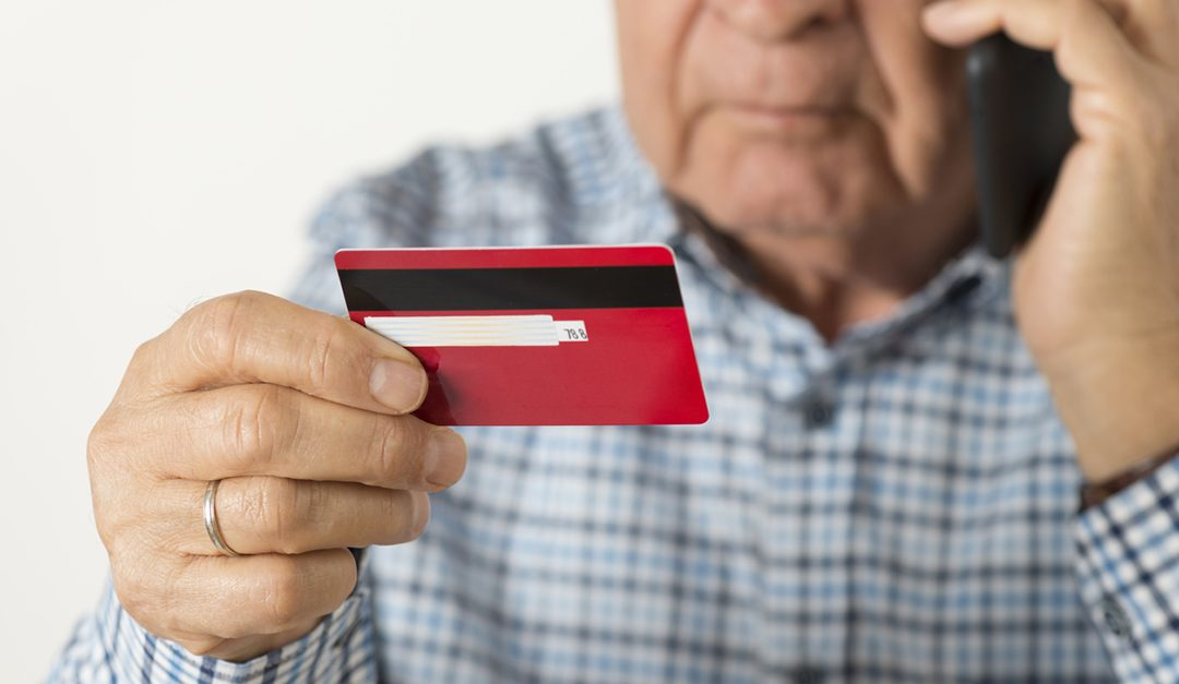 How to Spot a Scam Aimed at Older Adults