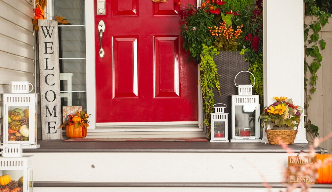 4 Tips for Increasing Your Curb Appeal in the Fall