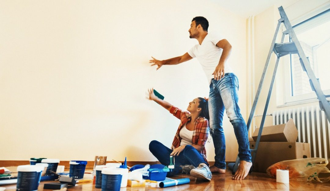 How to Prep Your Walls to Paint