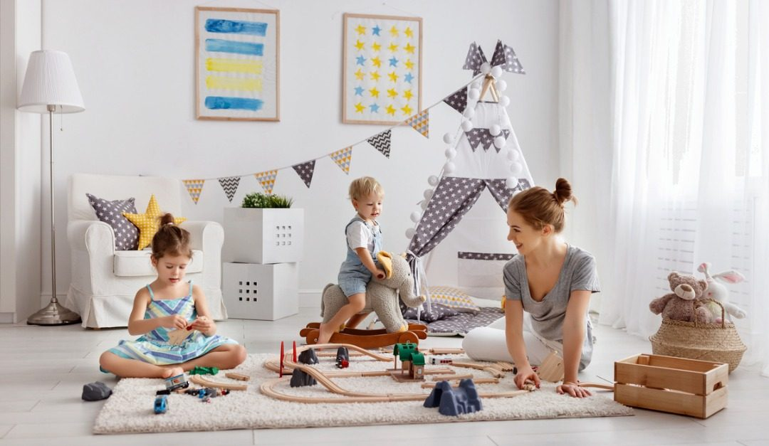 How to Set up a Playroom for Your Kids