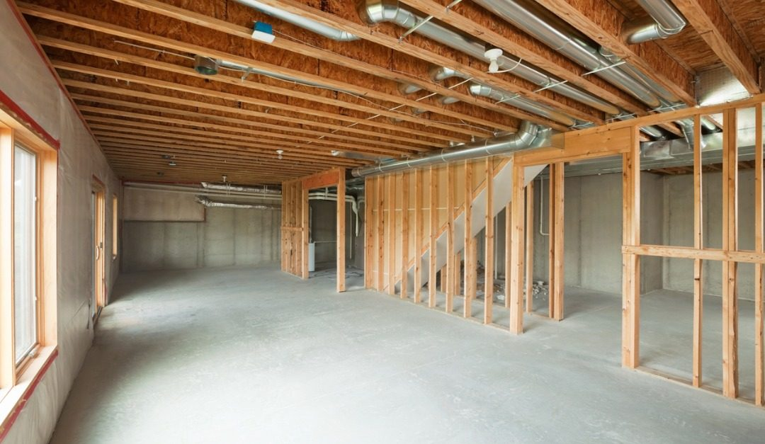Reasons to Buy a House With an Unfinished Basement