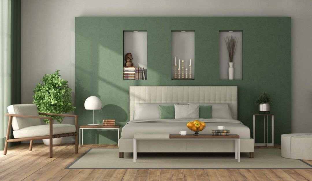 Create a Soothing Bedroom With the Right Color