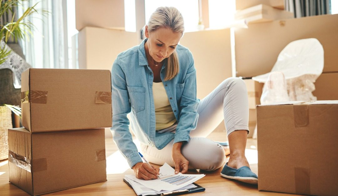 Four Things to Do Before You Move In