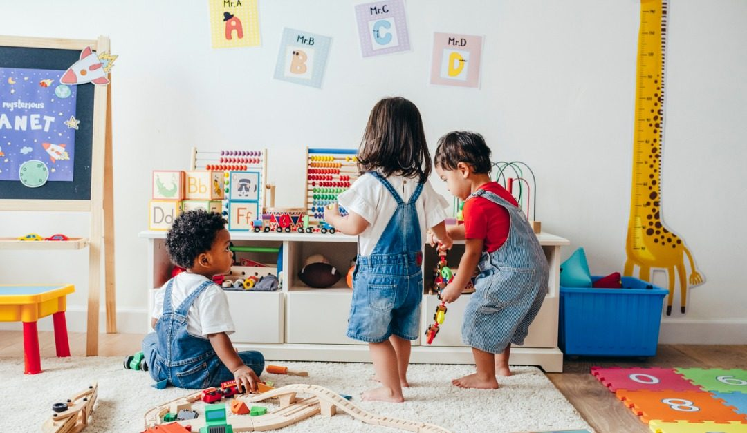 4 Playroom Features for Active Kids