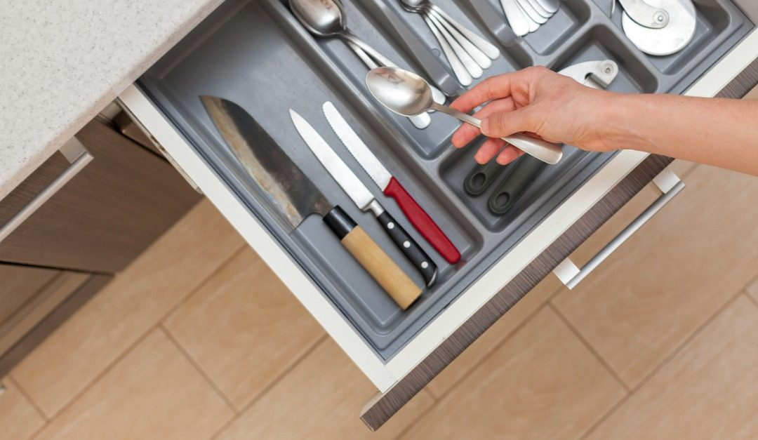 Storage Solutions for Space-Deprived Kitchens