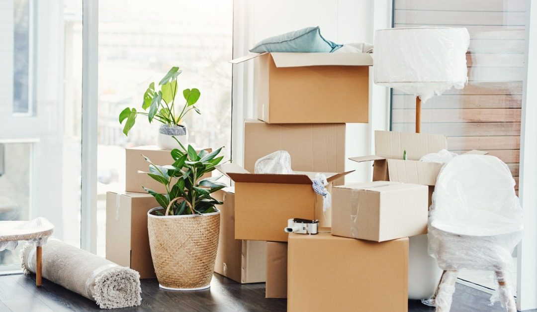 Five Tips for a Hassle-Free Moving Day