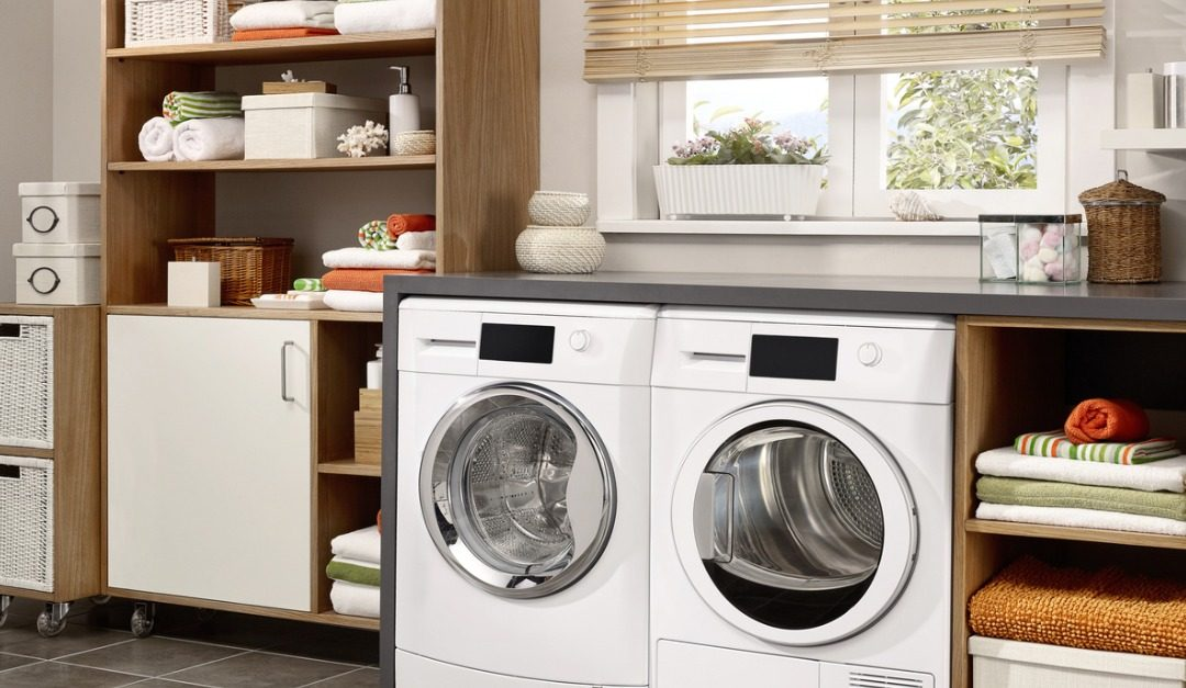 Secrets to a Better Laundry Room