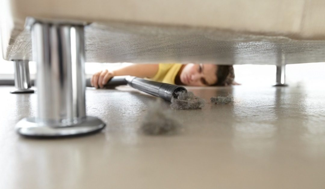 5 Cleaning Spots You Keep Overlooking