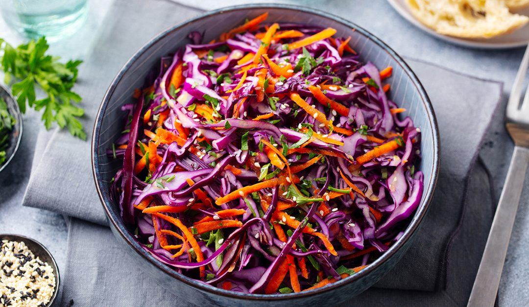 Vivid Slaw Tosses in Beets and Apples for a Fresh, Tangy Crunch