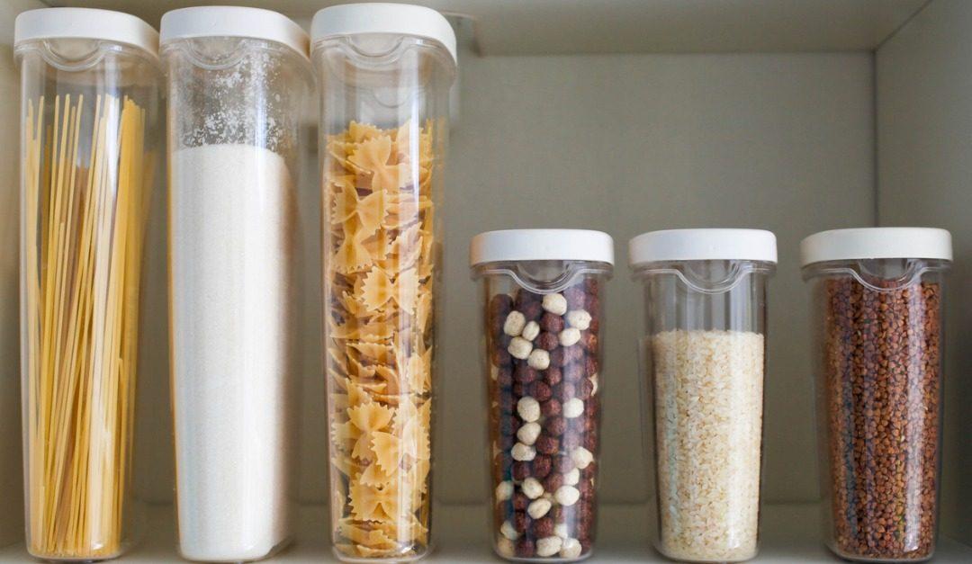 Money-Saving Pantry Organizing Ideas