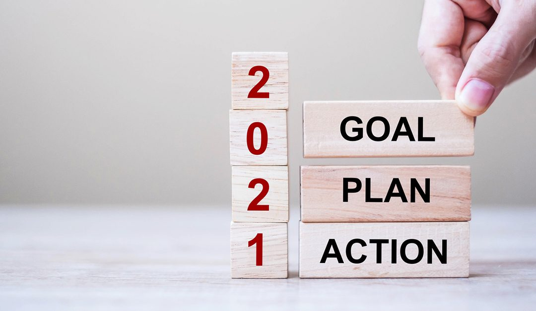 Finalizing 2021 Team Goals and Plans