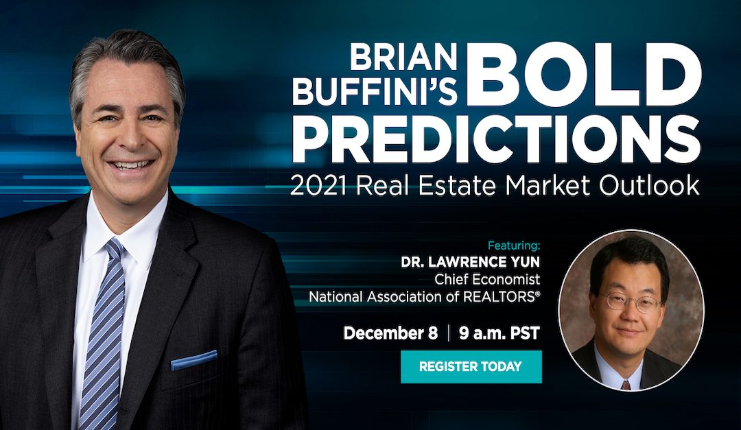 Register for Free: Brian Buffini's 2021 Real Estate Market Outlook