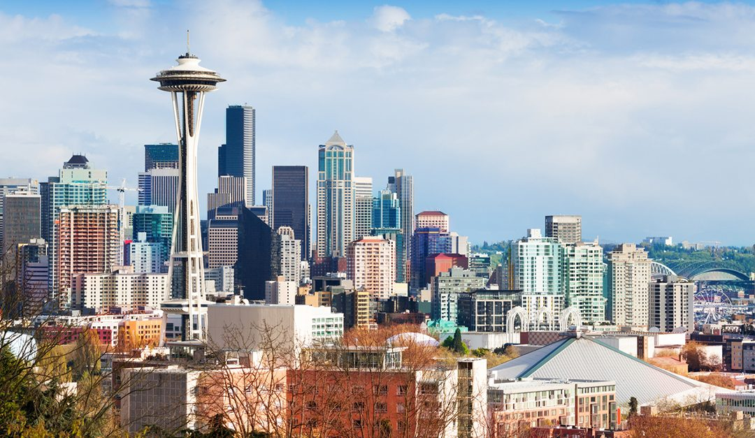 Seattle Housing Forecast: Cyclone of Sales Activity Intensity