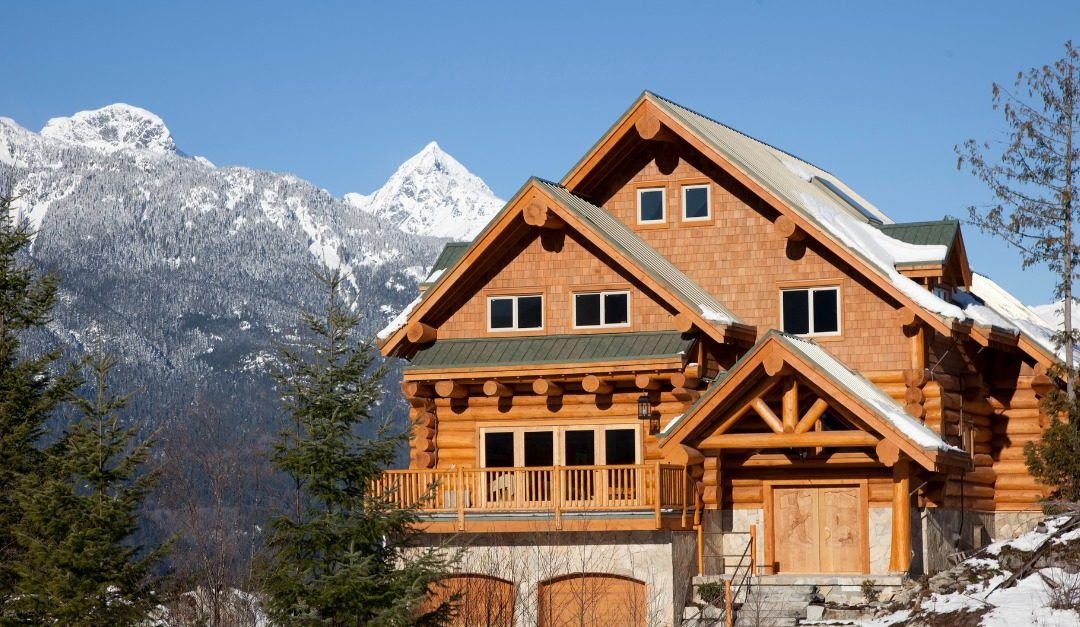 5 Iconic Architectural Styles for Mountain Homes