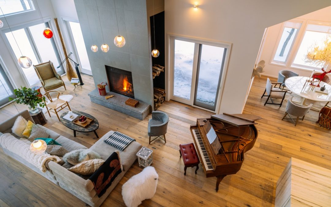 Home-Staging Tips for Winter 2021