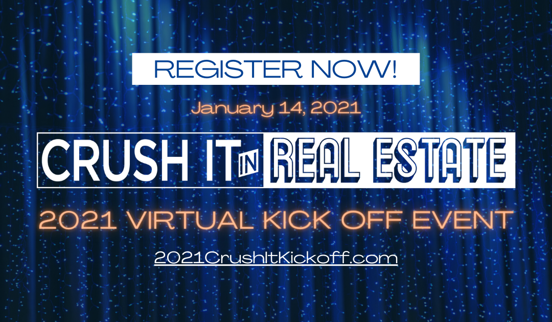 More Than 2,000 Expected to Attend 'Crush It In Real Estate' Event Thursday – Here's How to Join