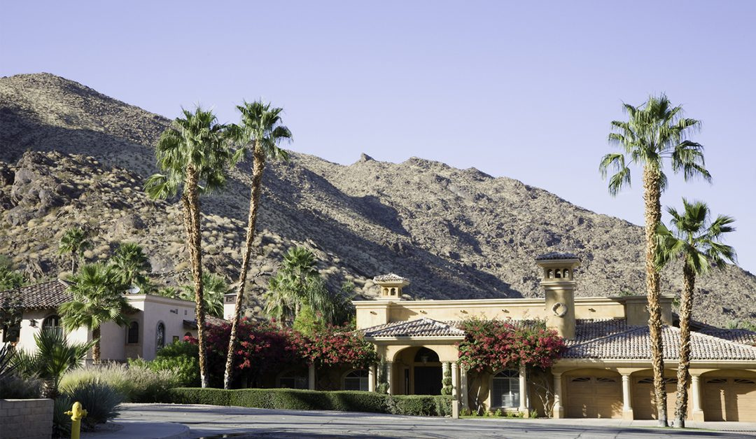 Bernall-Smith Takes Long View on Luxury Palm Springs Market