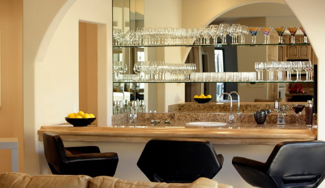 4 Different Styles for Your Home Bar