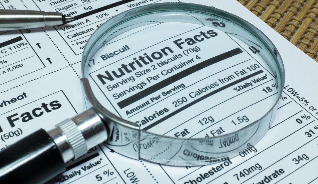 Things to Focus on When Looking at Nutrition Labels