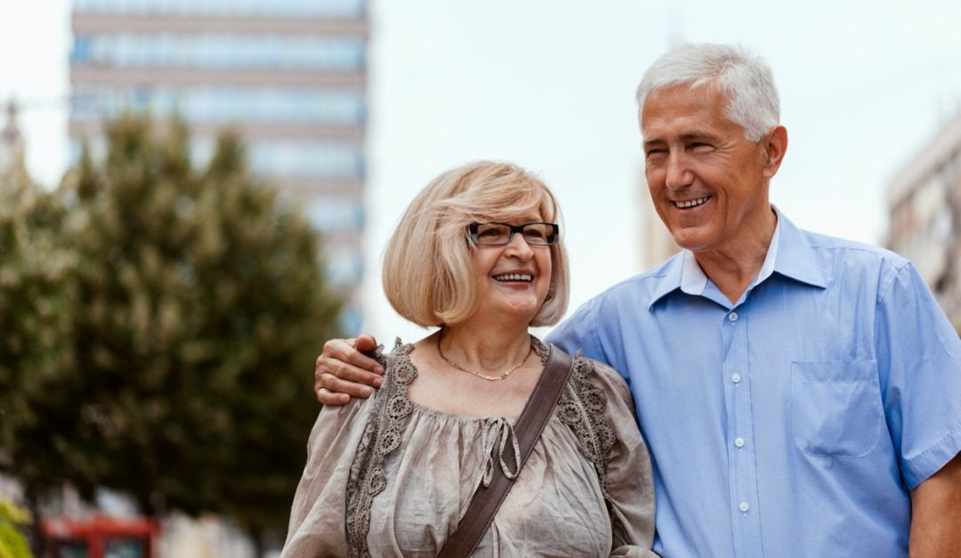 Why Cities Are Ideal for Aging in Place