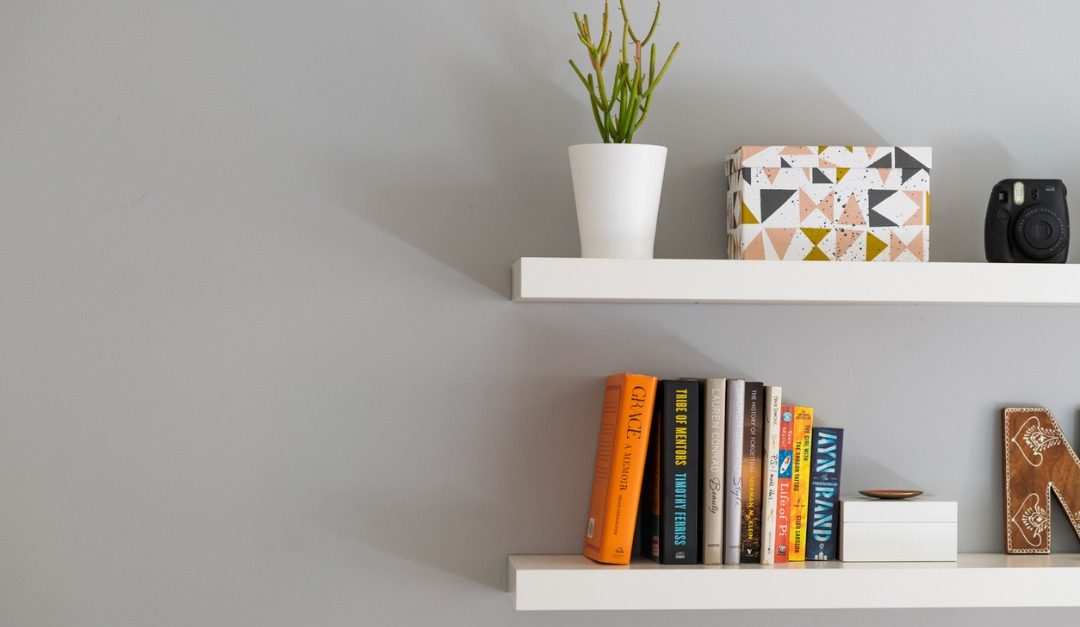 3 Vertical Storage Hacks for Any Home