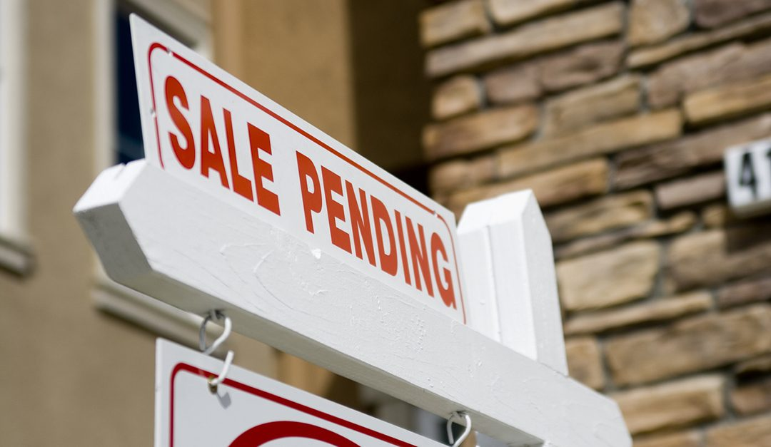 Pending Home Sales Reaching Historic Highs Despite Dip