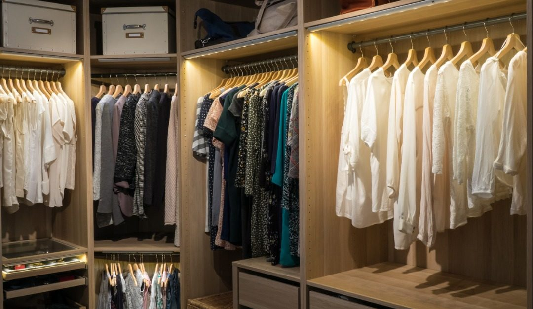 4 Tips for Designing a Closet That Feels Like a Luxury Boutique