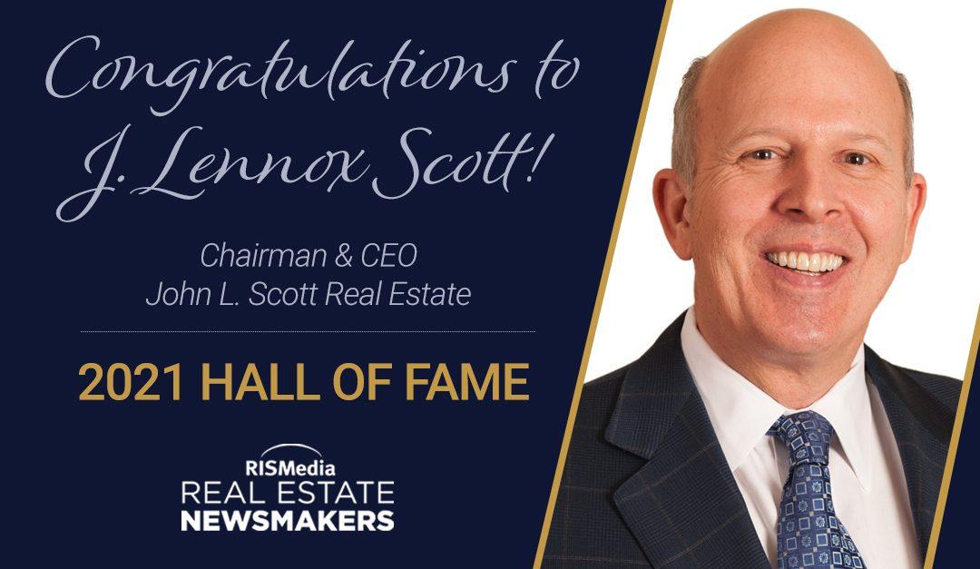Newsmakers Hall of Fame: J. Lennox Scott Champions Diversity Awareness