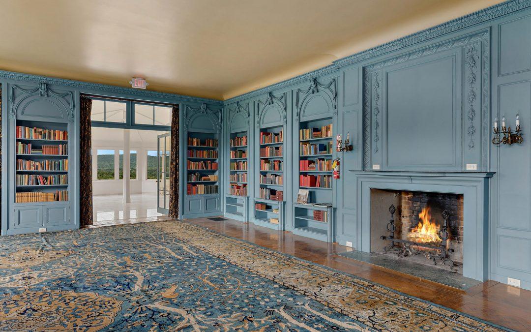 (Really) Great Spaces: Vanderbilt Estate Listed for $12.5 Million in Massachusetts