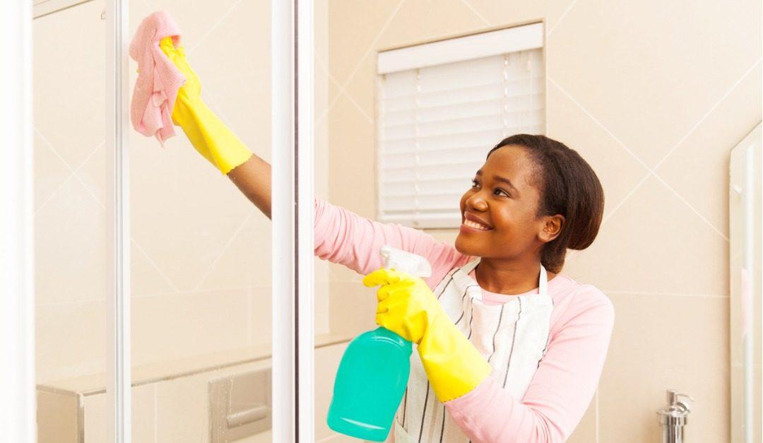 How to Clean Your Glass Shower Door
